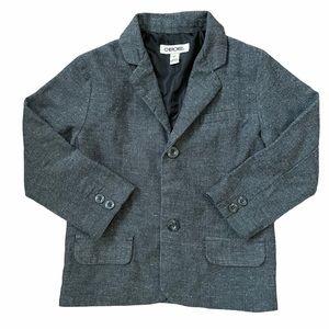 Cherokee Herringbone Kids Suit Jacket Sport Coat
